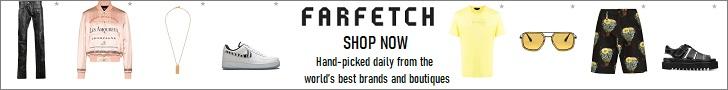 Farfetch为热爱时尚而存在