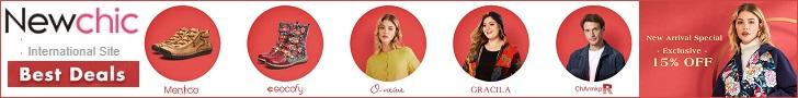在NewChic.com上在线购买您需要的时尚商品