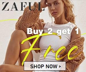 Zaful.com'da online alışveriş yapmak artık çok kolay